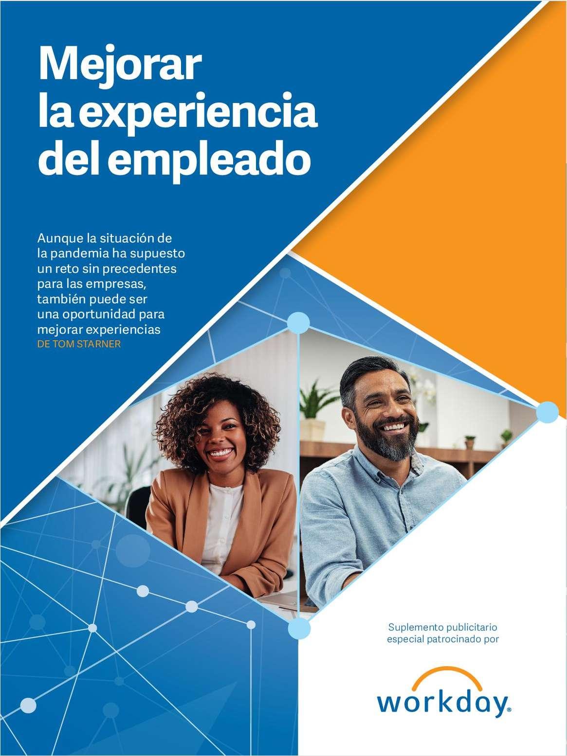 Ampliar los límites de la experiencia del empleado