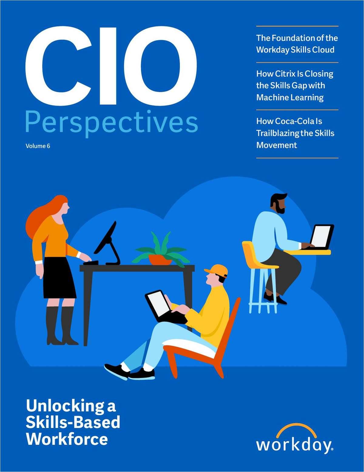 CIO Perspectives: Unlocking a Skills-Based Workforce