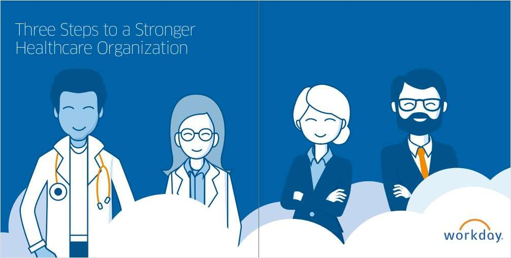 Three Steps to a stronger healthcare organization