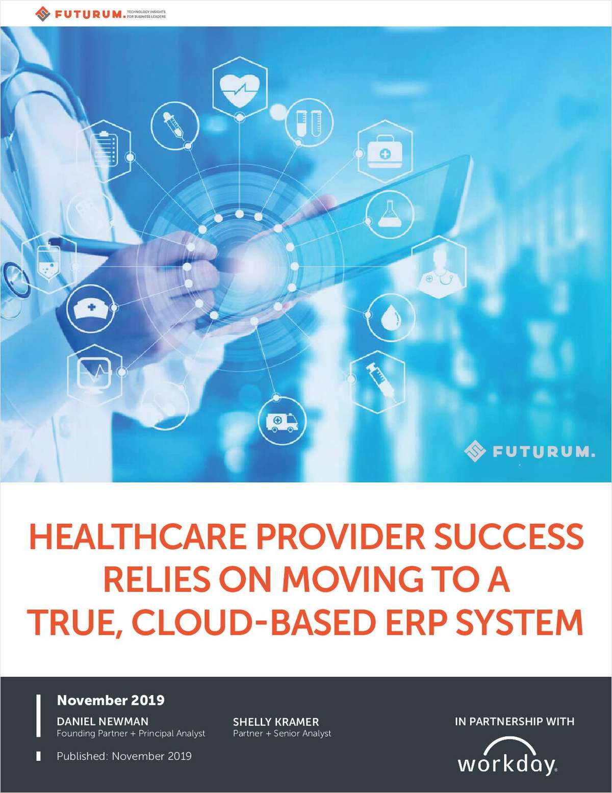 Cloud-Based ERP for Healthcare