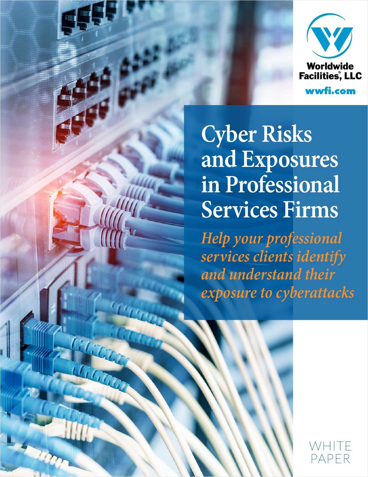 Cyber Risks and Exposures in Professional Services Firms