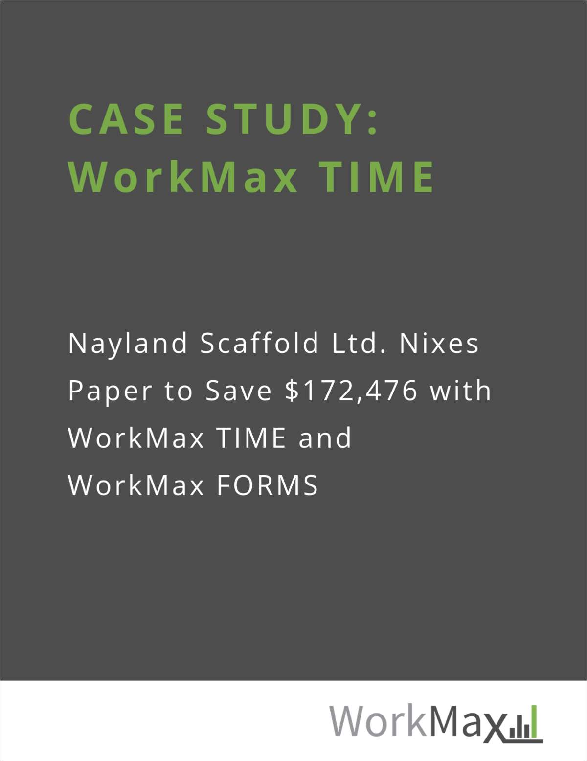 CASE STUDY: Nayland Scaffold for WorkMax TIME & WorkMax FORMS