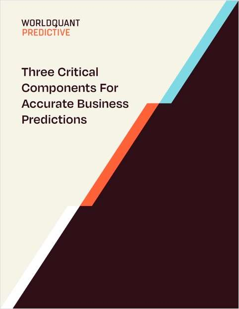 Three Critical Components for Accurate Business Predictions