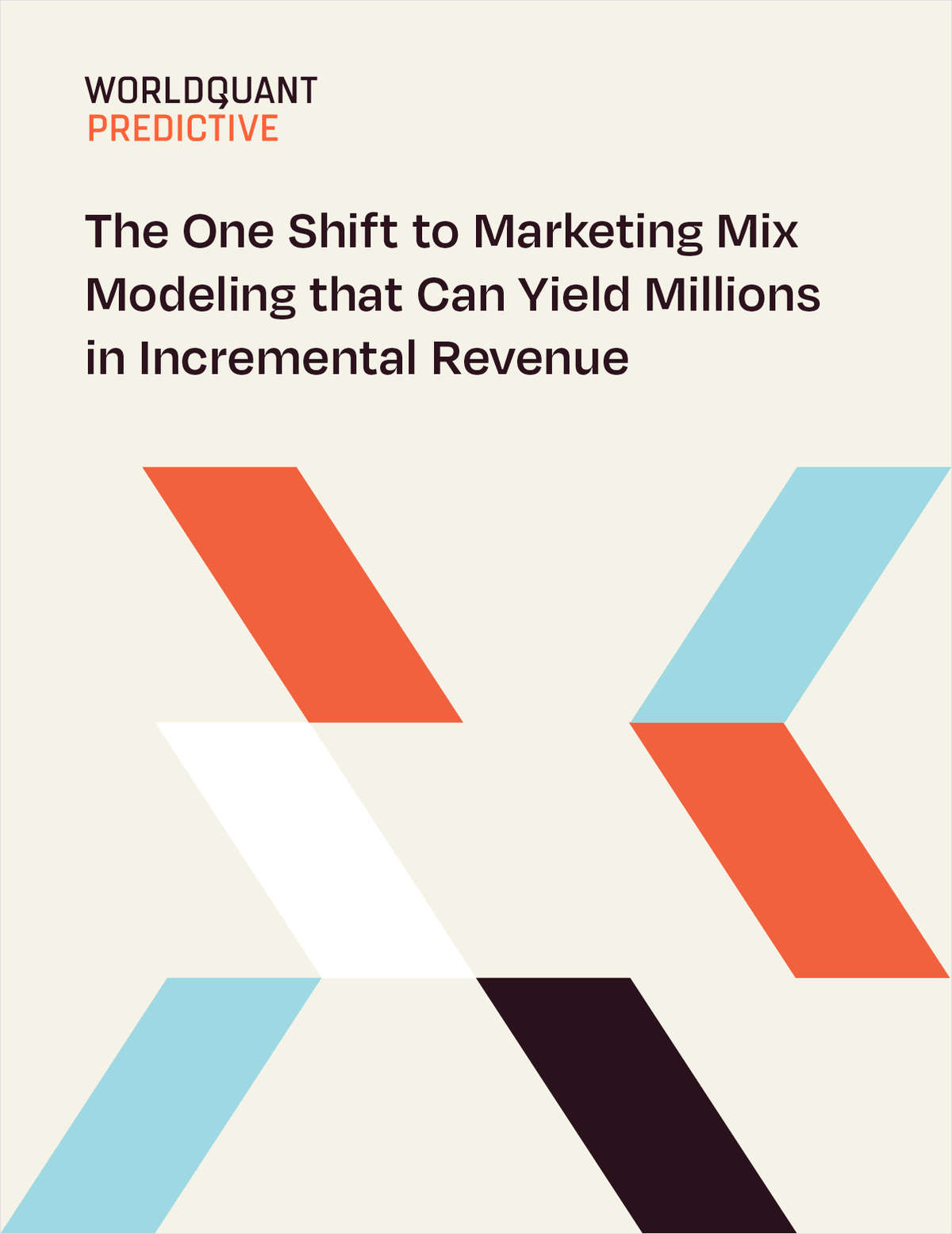 The Keys to Optimizing Retail Marketing Budgets at Data Driven Companies