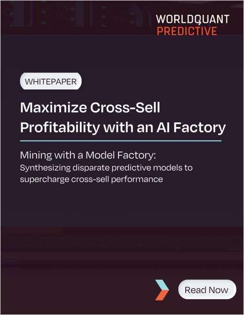 Maximize Cross-Sell Profitability with an AI Factory