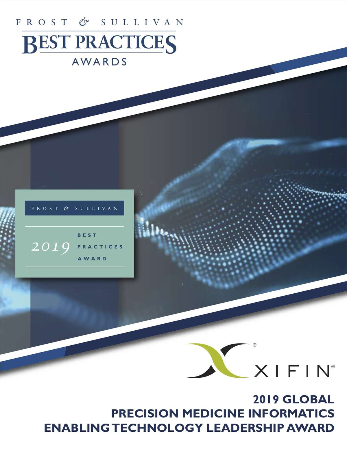 Frost & Sullivan Precision Medicine Informatics Enabling Technology Report