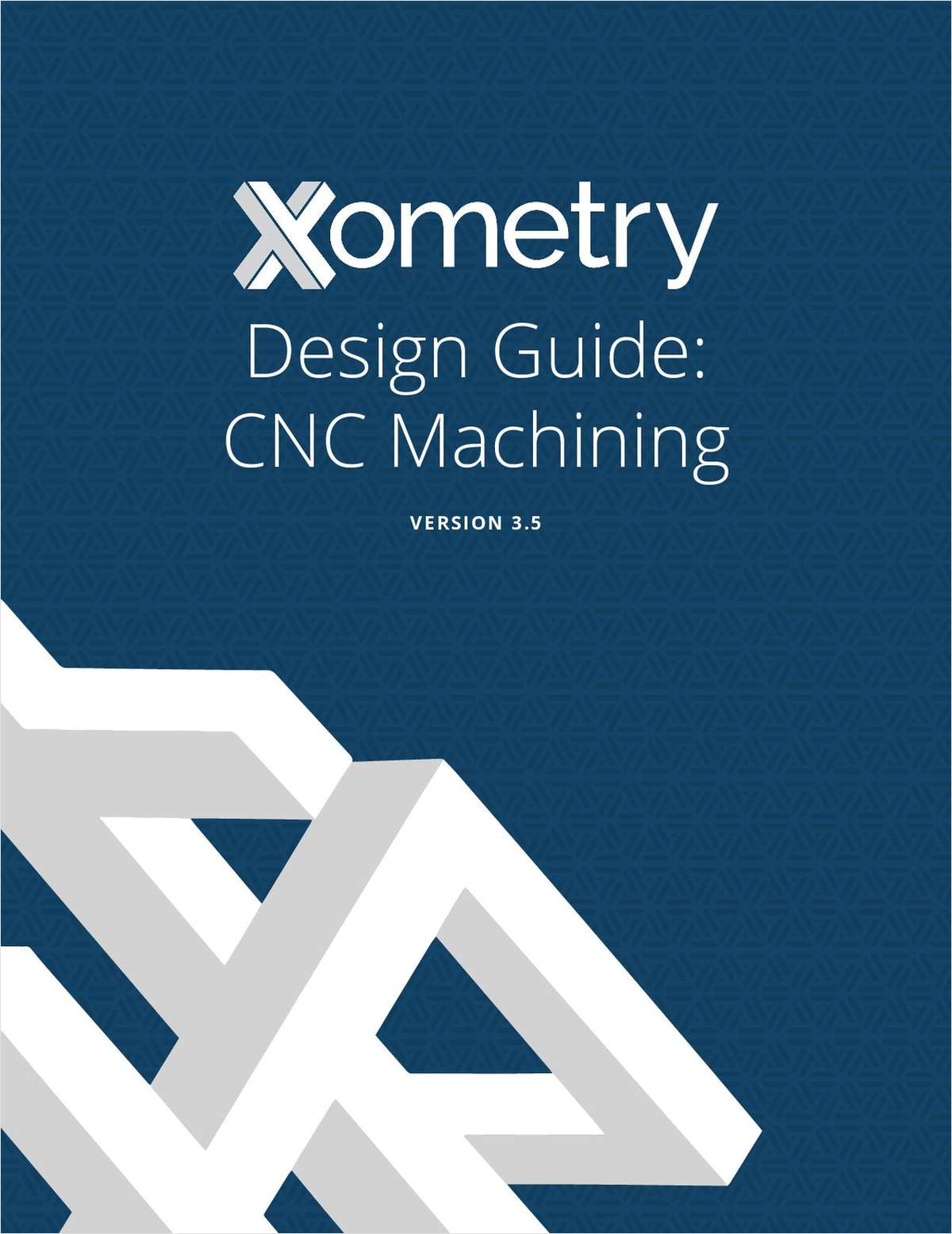 CNC Machining Design Guide