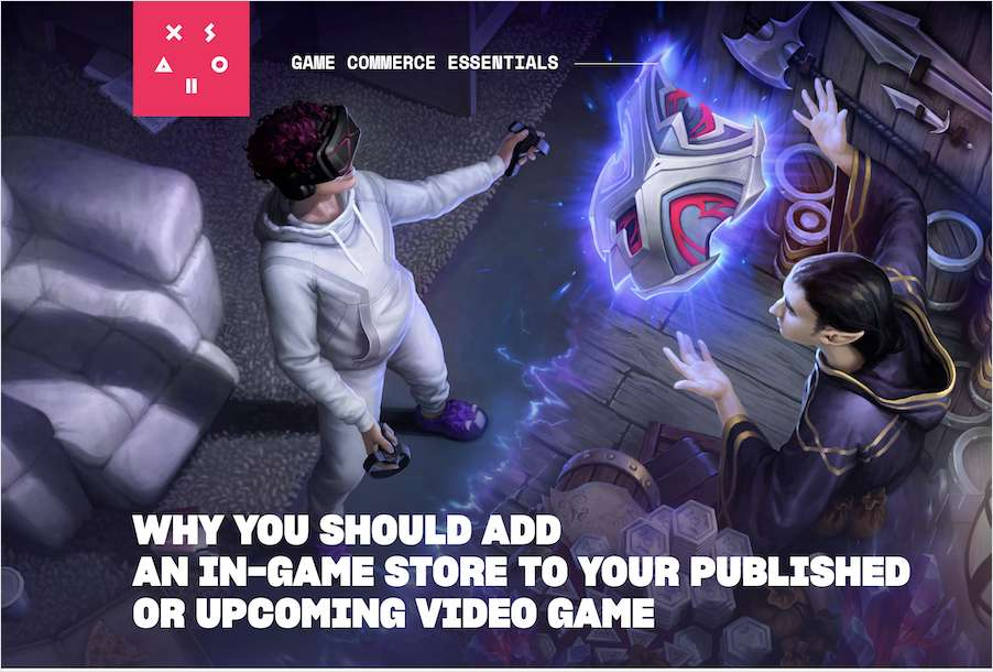 How to Add an In-Game Store to Your Published or Upcoming Video Game