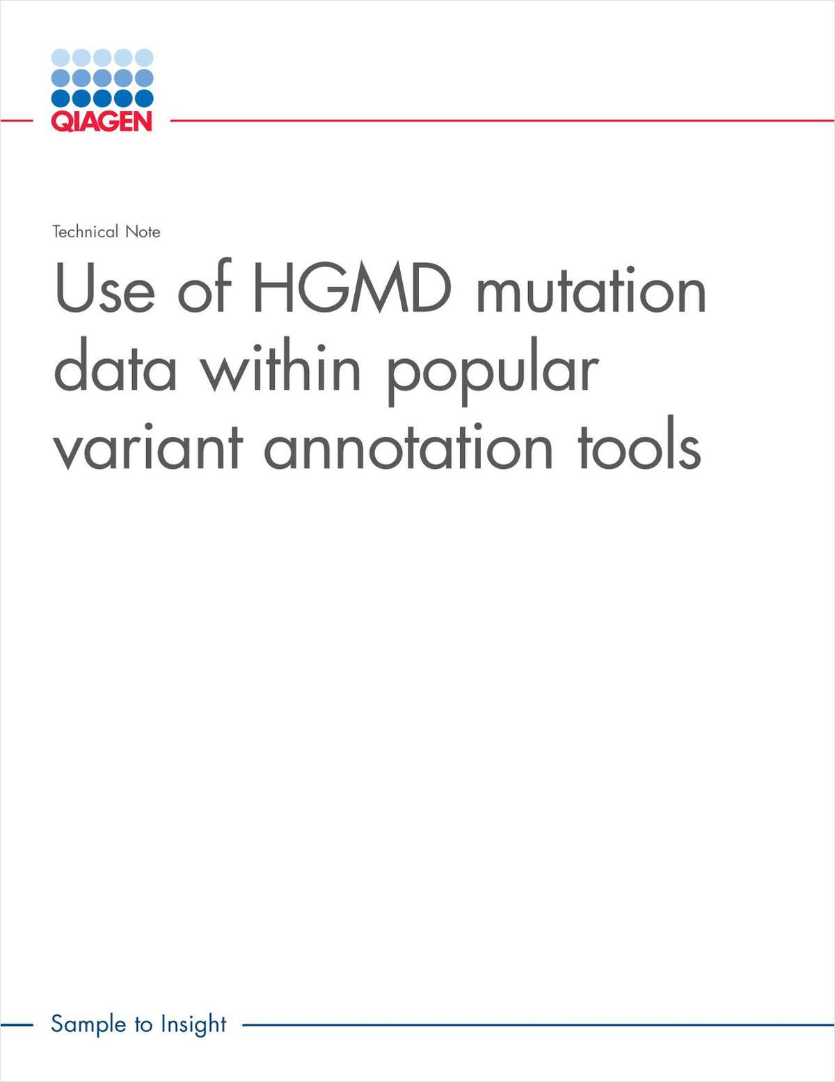 Use of HGMD Mutation Data Within Popular Variant Annotation Tools