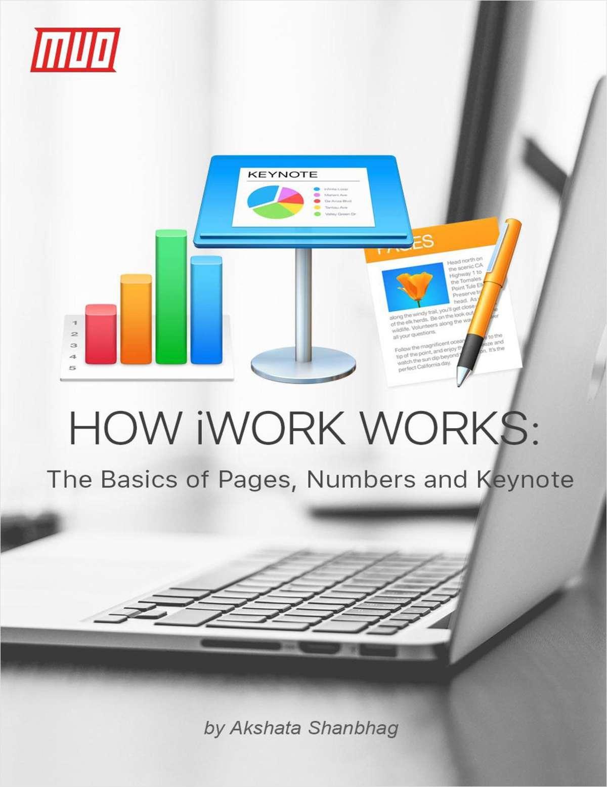 How iWork Works