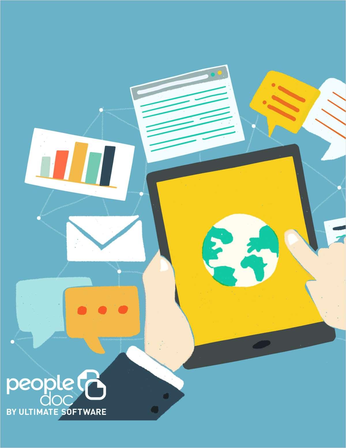 Die HR - Der Treiber der Employee Experience auf internationaler Ebene