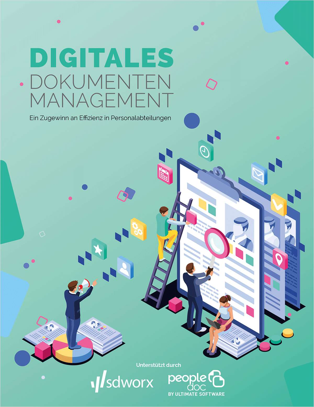 Studie: Digitales Dokumentenmanagement