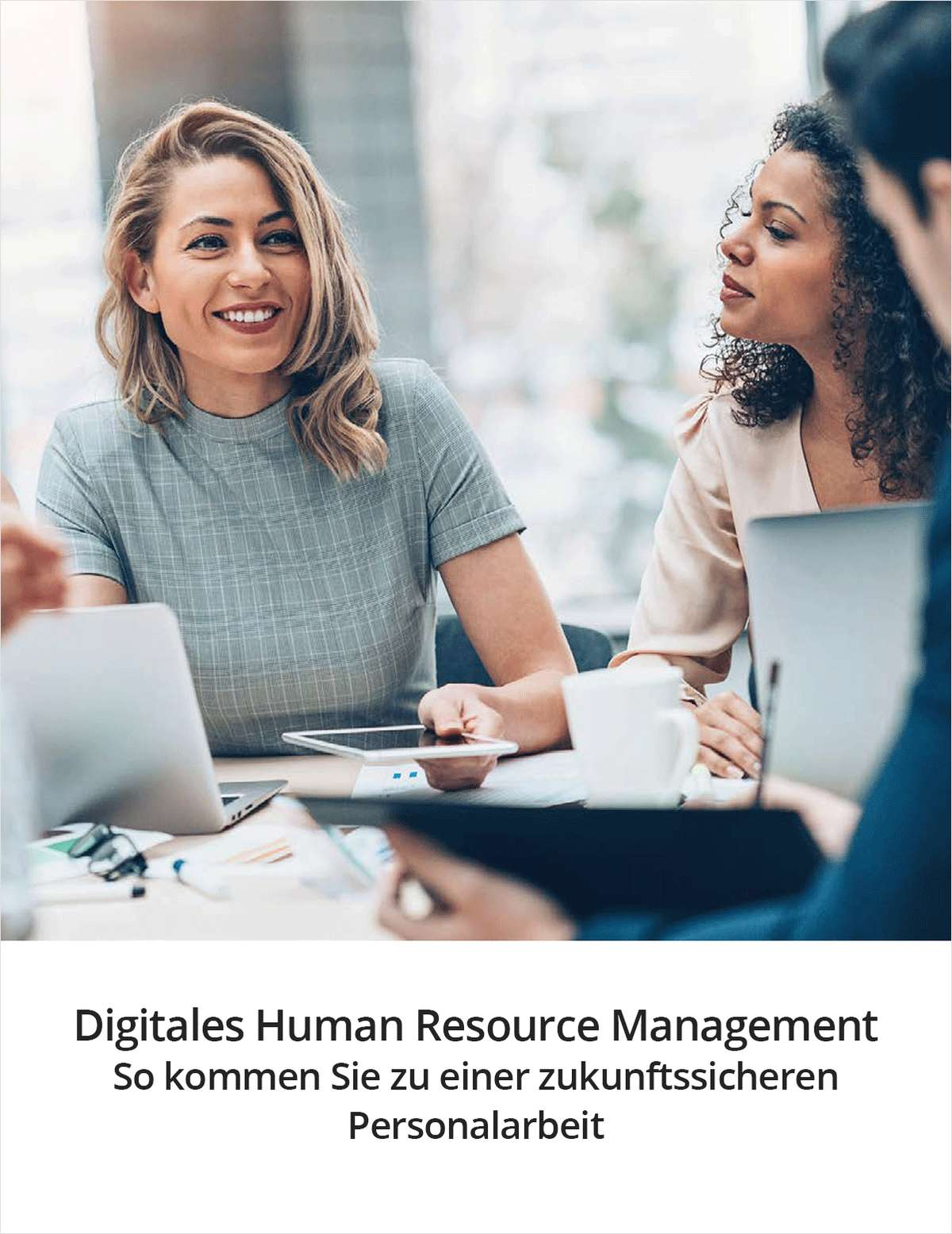 Digitales Human Resource Management