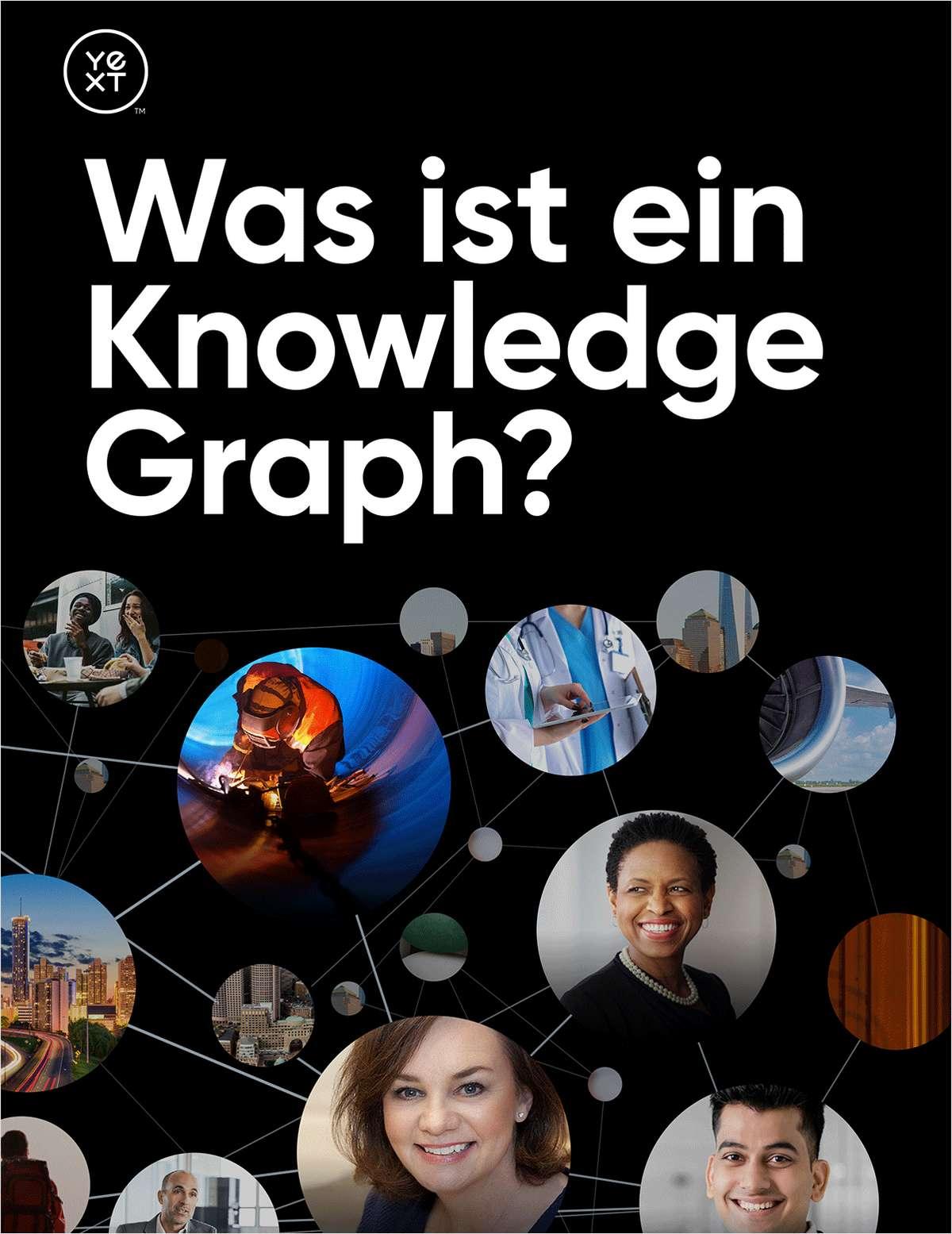 Was ist ein Knowledge Graph?