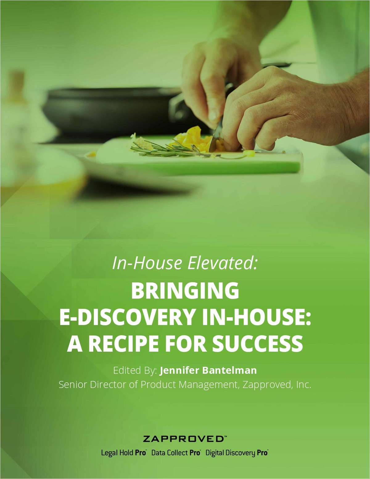 Bringing E-Discovery In House: A Recipe for Success