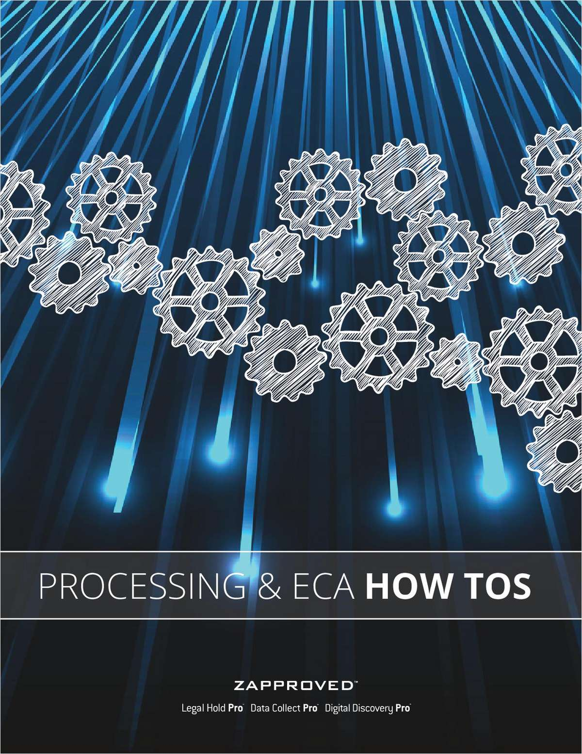 12 Processing & Early Case Assessment How Tos