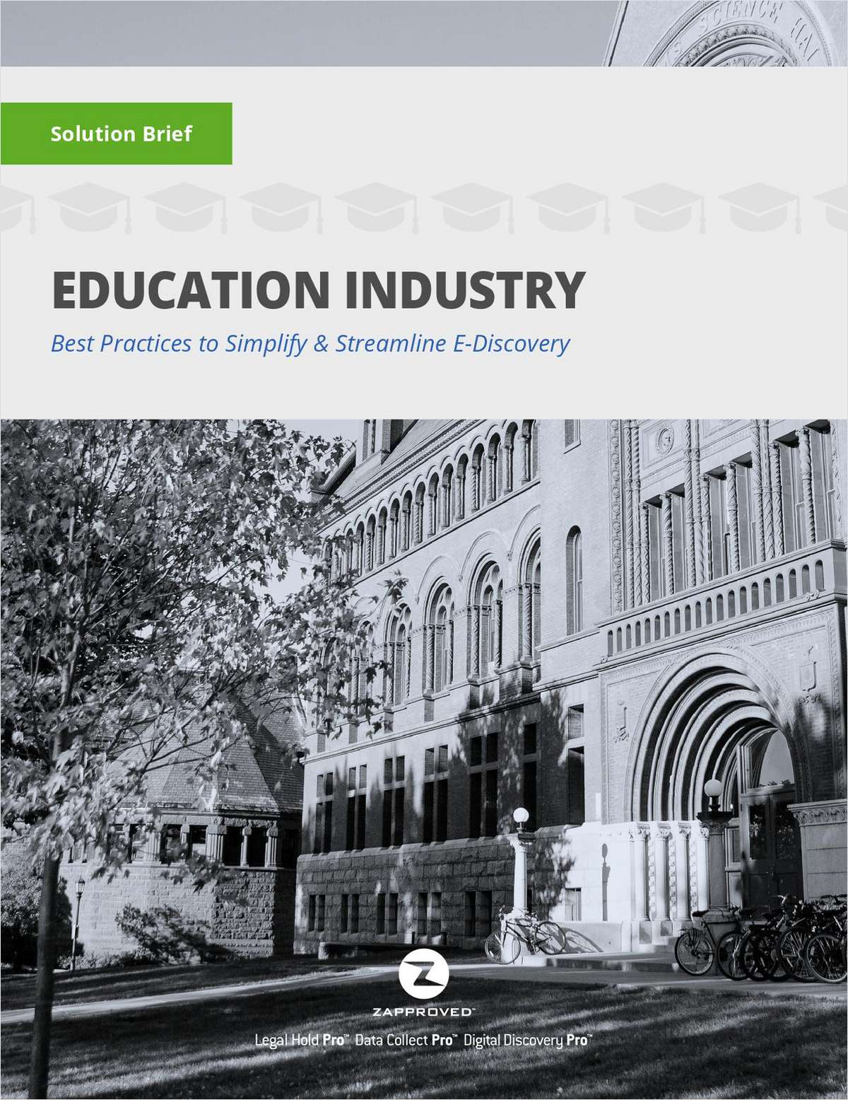 2017 Solution Brief: Higher Education