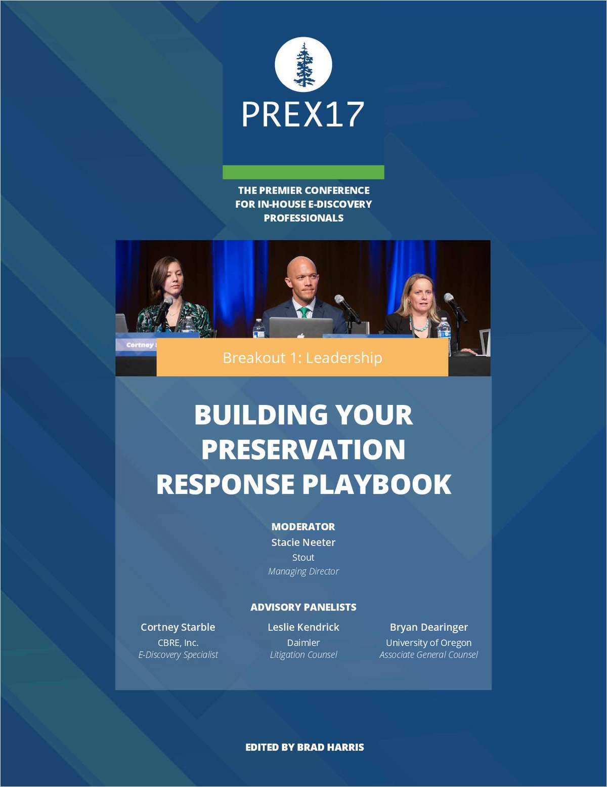 PREX17: Building Your Preservation Playbook