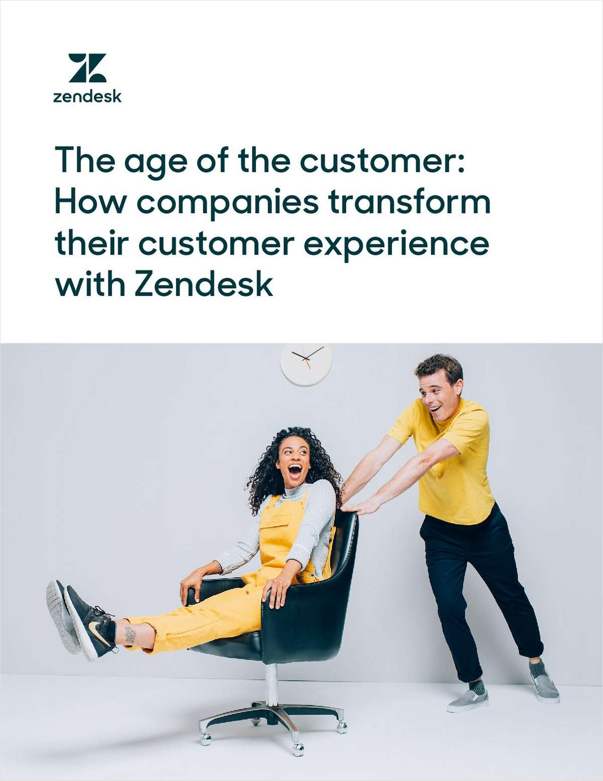The Age of the Customer: How Companies Transform their Customer Experience with Zendesk
