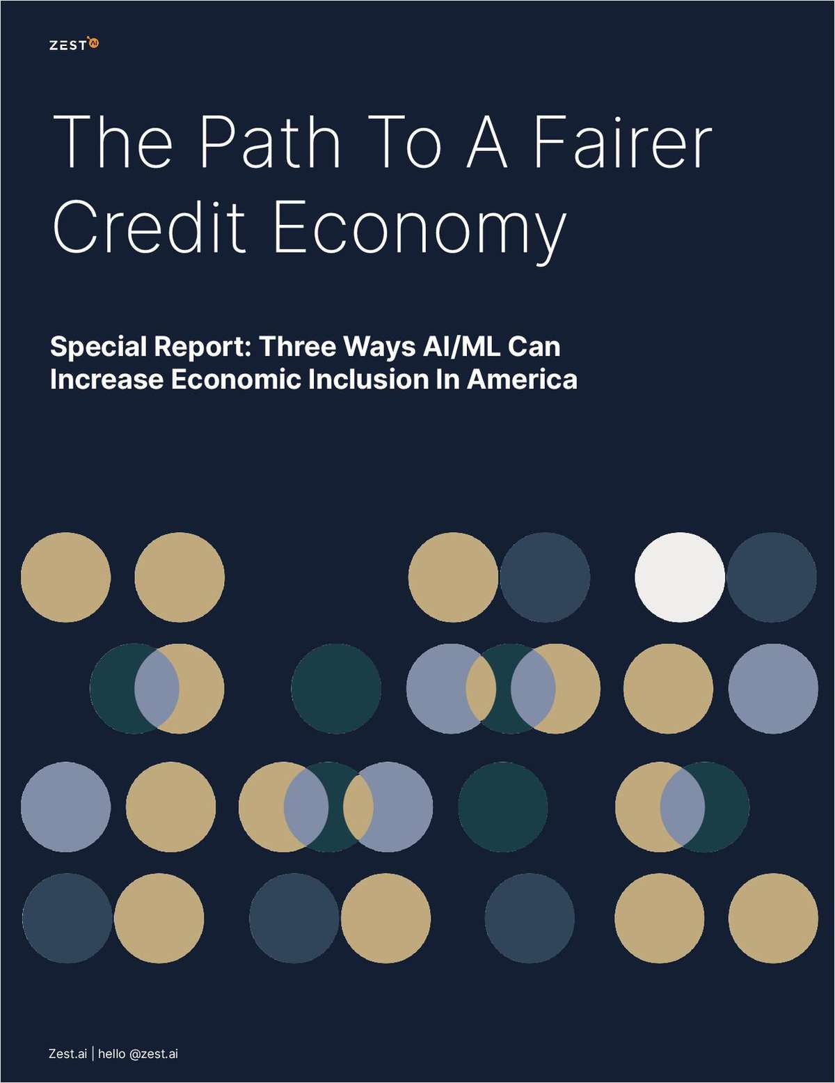 Special Report: The Path to a Fairer Credit Economy