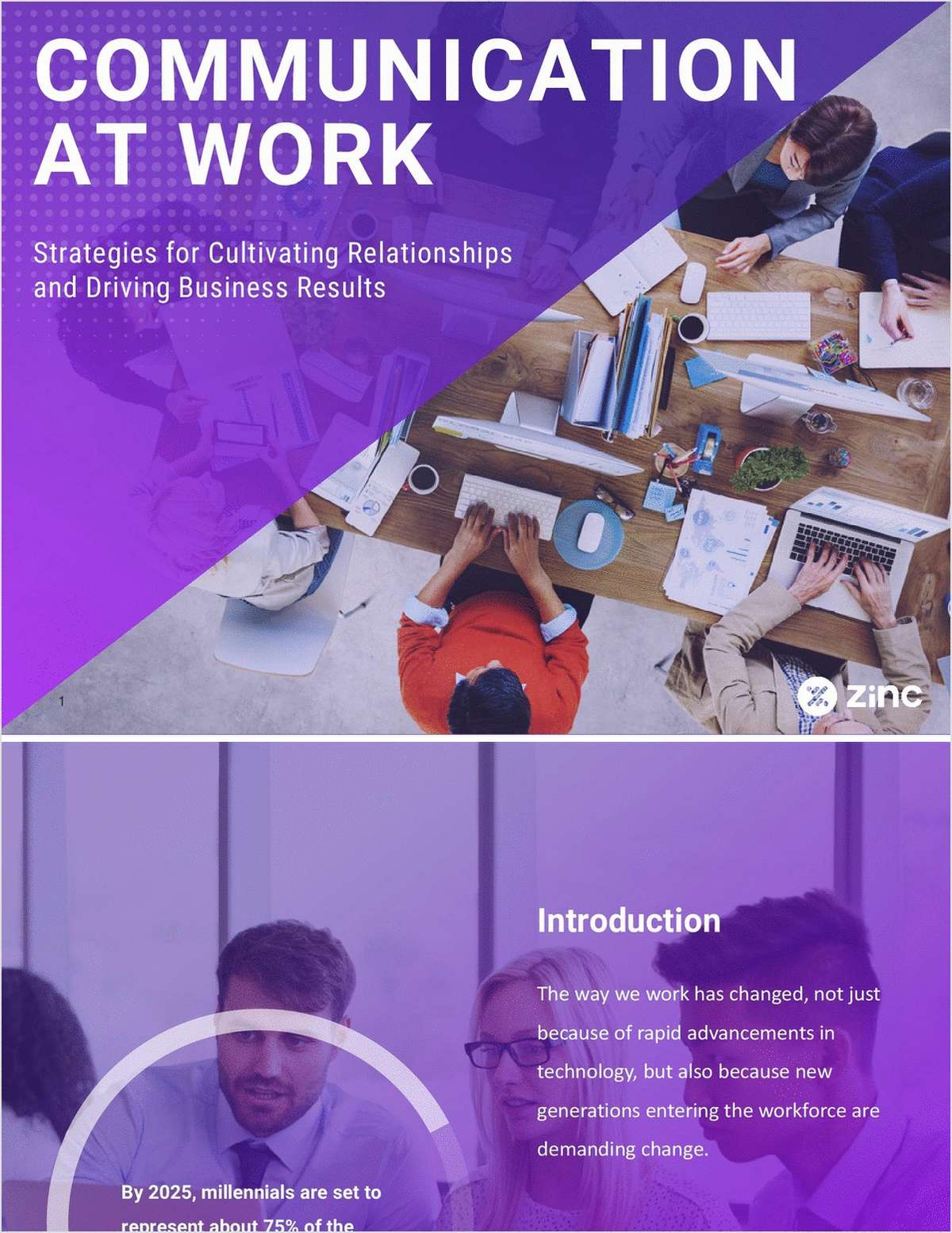 Communication At Work: Strategies for Cultivating Relationships and Driving Business Results