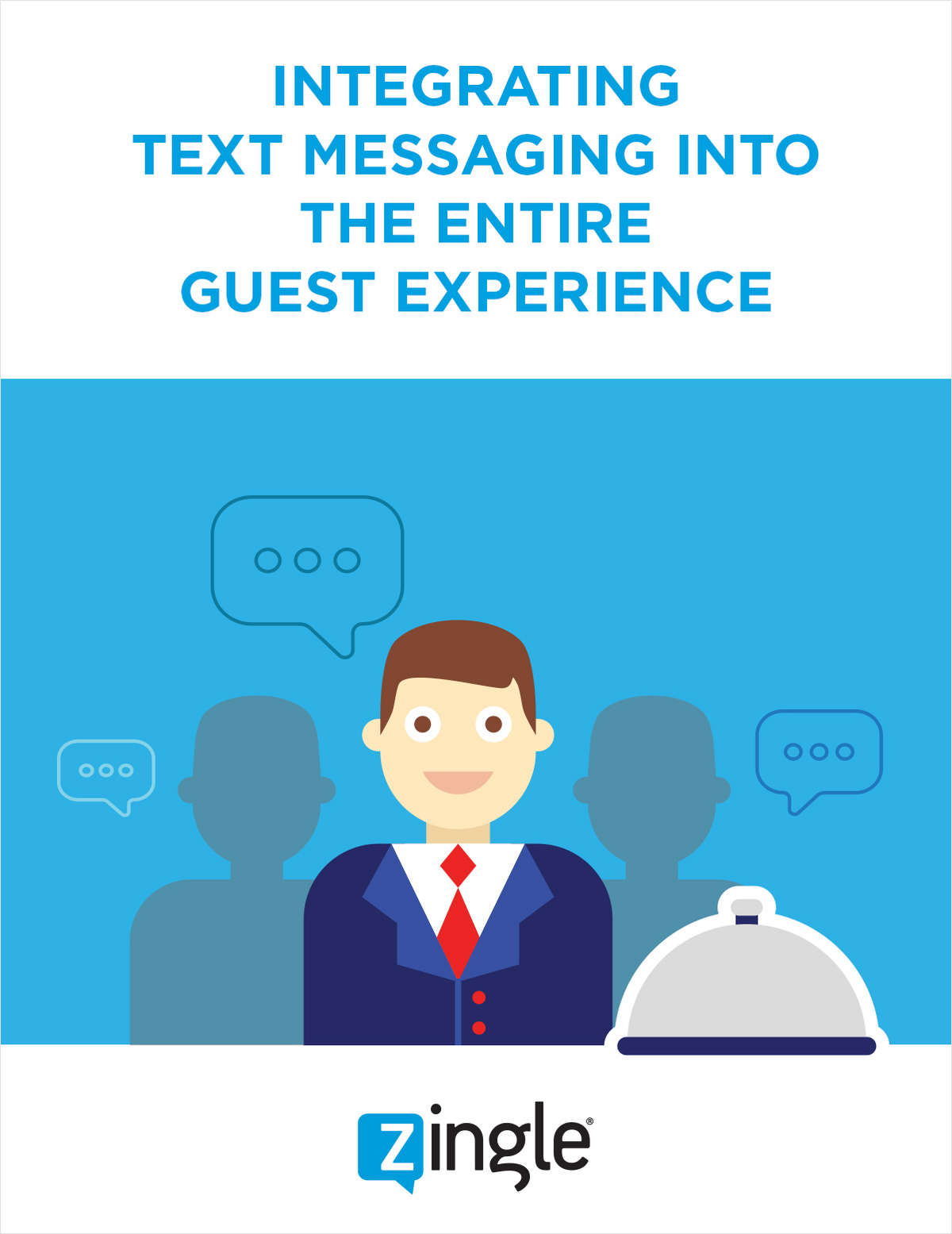 Integrating Text Messaging into the Entire Hotel Guest Experience