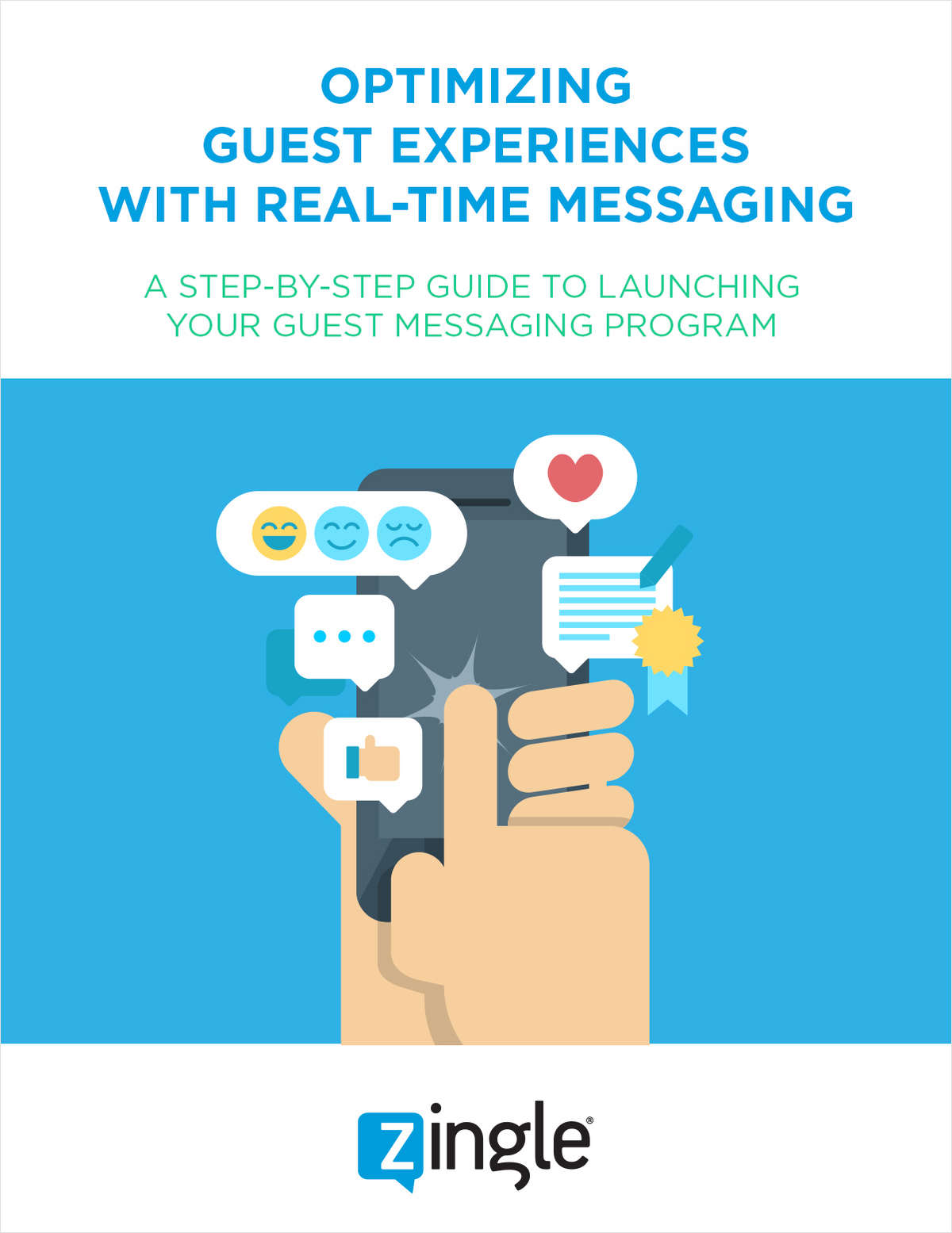 Optimizing Guest Experiences with Real-time Messaging