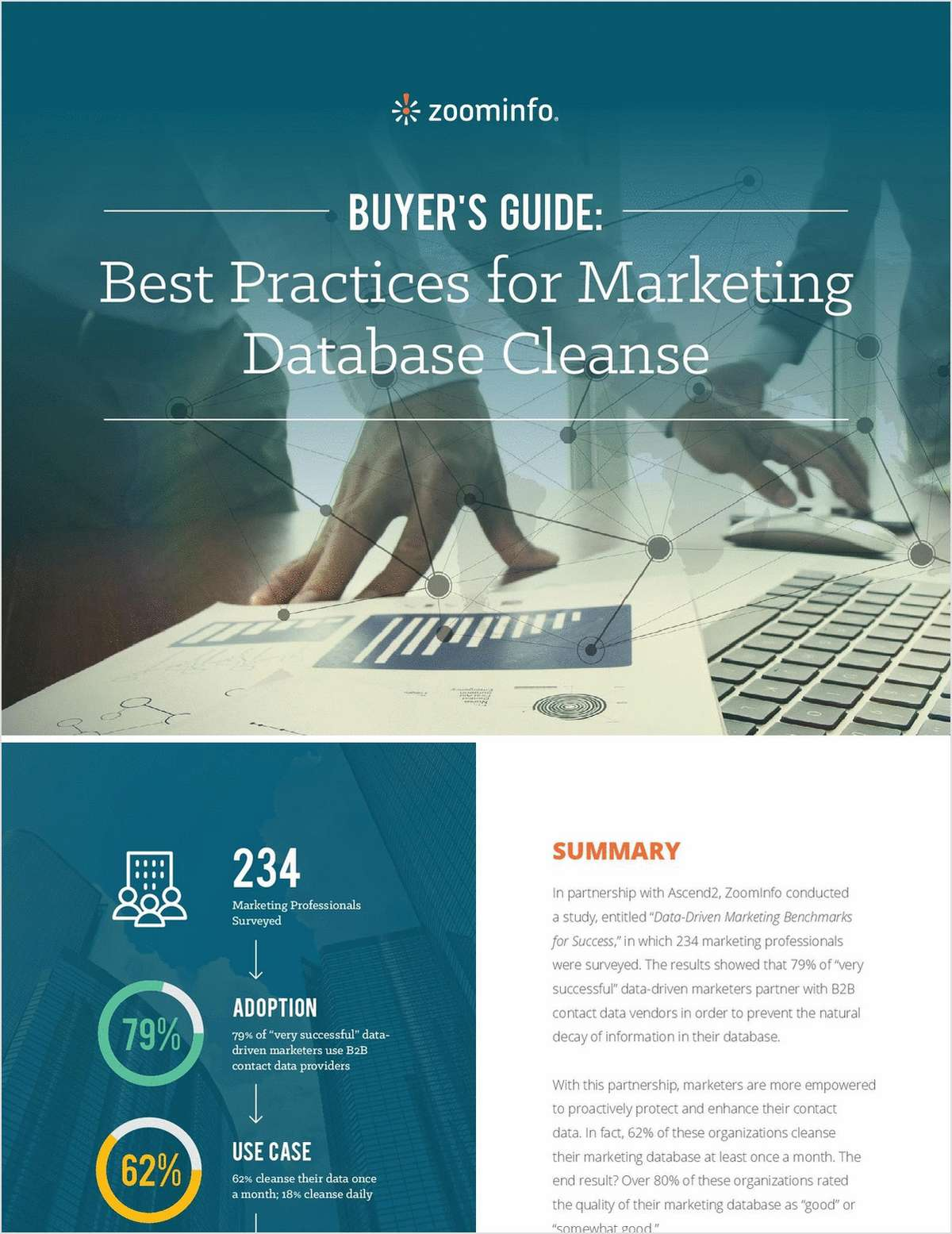 Best Practices for a Marketing Database Cleanse