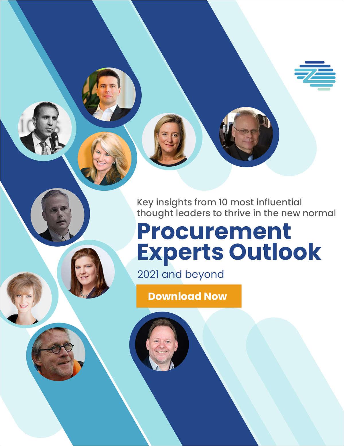 Procurement Experts Outlook 2021