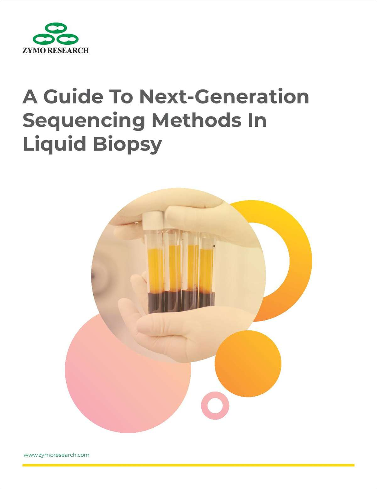 A Guide to Next-Generation Sequencing Methods in Liquid Biopsy