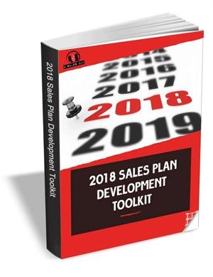 2018 Sales Plan Development Toolkit