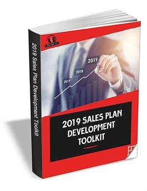 2019 Sales Plan Development Toolkit