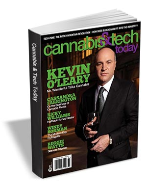 1 Year Subscription to Cannabis & Tech Today ($40 Value) FREE For a Limited Time