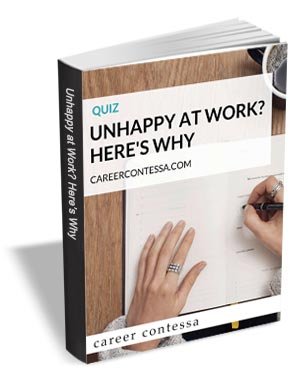 Unhappy at Work? Here's Why