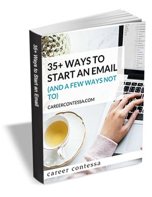 35+ Ways to Start an Email (And a Few Ways Not To)