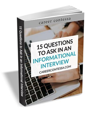 15 Questions to Ask in an Informational Interview