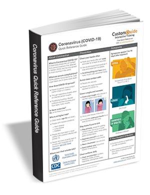 Coronavirus (COVID-19) - Quick Reference Guide