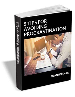 5 Tips for Avoiding Procrastination