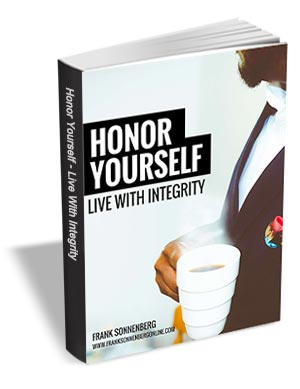 Honor Yourself - Live with Integrity