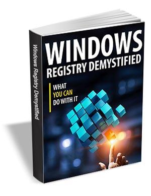 Windows Registry Demistified