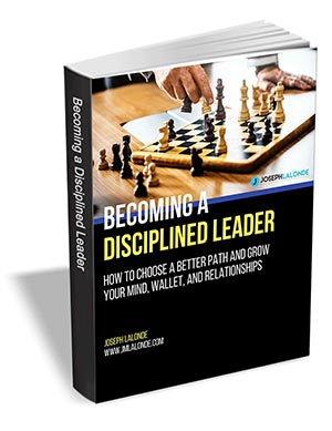 Becoming a Disciplined Leader