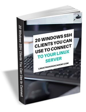 20 Windows SSH Clients You Can Use to Connect to Your Linux Server