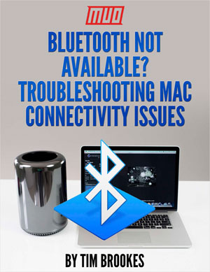 Bluetooth Not Available? Troubleshooting Mac Connectivity Issues