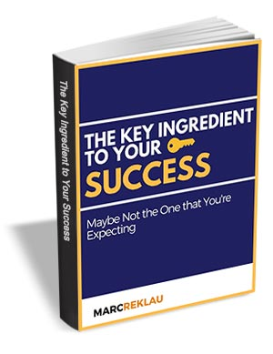 The Key Ingredient to Your Success