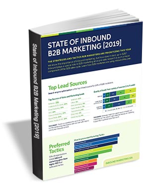 State of Inbound B2B Marketing [2019]