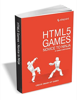 HTML5 Games - Novice to Ninja ($29 Value) FREE For a Limited Time