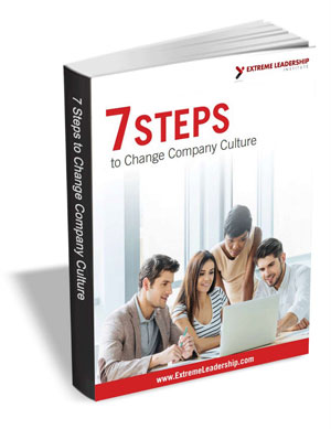 7 Steps to Change Company Culture