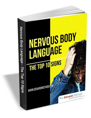 Nervous Body Language - The Top 10 Signs