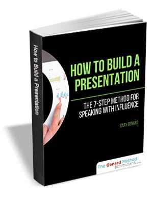 How to Build a Presentation - The 7-Step Method for Speaking with Influence