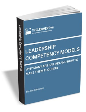 Leadership Competency Models - Why Many Are Failing and How to Make Them Flourish
